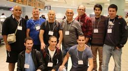 image: Group Visit participants