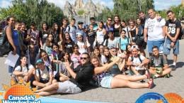 image: Kids of Courage at Canada's Wonderland