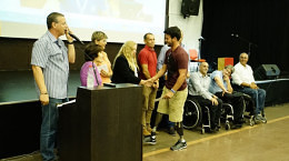 image: Sports Award ceremony