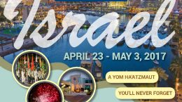 Israel Mission - April 23-May 3, 2017