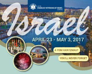 Israel Mission - April 23-May 3, 2017