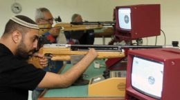 New shooting range