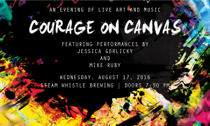 Courage on Canvas