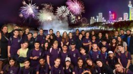 The 2016 Kids of Courage campers