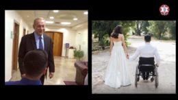 Benjamin Netanyahu meets fellow Sayeret Matkal veteran