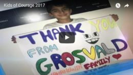 video thumb - kids say thank you